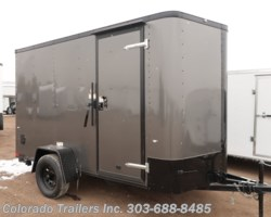 #14965 - 2019 Cargo Craft 6x12 Enclosed Cargo Trailer