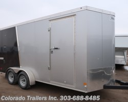 #14969 - 2019 Haulmark 7x16+V Enclosed Cargo Trailer