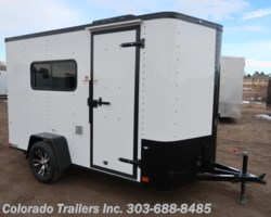 #14975 - 2019 Cargo Craft 6x12 Insulated Cargo Trailer