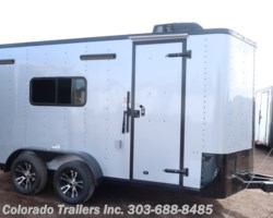 #14981 - 2019 Cargo Craft 7x16 Insulated Cargo Trailer