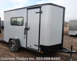 #14985 - 2019 Cargo Craft 6x12 Insulated Cargo Trailer