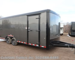 #14963 - 2019 Cargo Craft Dragster 8.5x20 Insulated Cargo Trailer