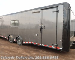 #14984 - 2019 Cargo Craft Dragster 8.5x24 Enclosed Cargo Trailer