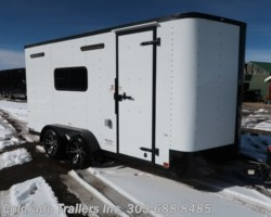#14995 - 2019 Cargo Craft 7x16 Insulated Cargo Trailer