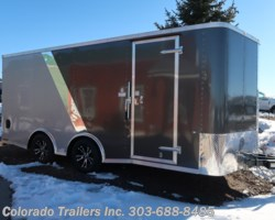#15012 - 2019 Cargo Craft 8.5x18 Insulated Cargo Trailer