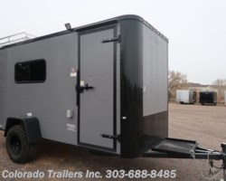 #15019 - 2019 Cargo Craft 6x14 Off Road Cargo Trailer