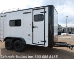 #15018 - 2019 Cargo Craft 7x14 Off Road Cargo Trailer!