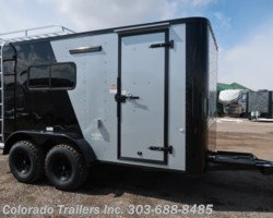 #15015 - 2019 Cargo Craft 7x14 Off Road Cargo Trailer!