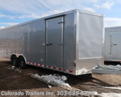 #15006 - 2018 Cargo Craft 8.5x26 Enclosed Cargo Trailer