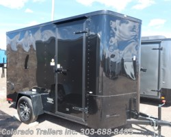 #14978 - 2019 Cargo Craft 6x12 Insulated Cargo Trailer
