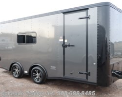 #15036 - 2019 Cargo Craft 8.5x18 Insulated Cargo Trailer
