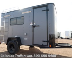 #15037 - 2019 Cargo Craft 6x12 Off Road Cargo Trailer