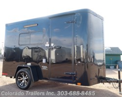 #15038 - 2019 Cargo Craft 6x12 Insulated Cargo Trailer