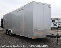 #15049 - 2019 Haulmark 8.5x20 Enclosed Cargo Trailer