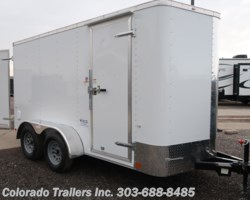 #15051 - 2019 Cargo Craft 6x14 Enclosed Cargo Trailer