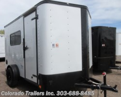 #15056 - 2019 Cargo Craft 7x12 Cargo Trailer