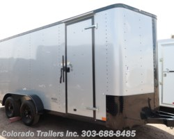 #15055 - 2019 Cargo Craft 7x18 Cargo Trailer