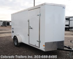 #15041 - 2019 Haulmark 6x12+V Enclosed Cargo Trailer