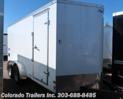 #15066 - 2019 Haulmark 7x14+V Enclosed Cargo Trailer