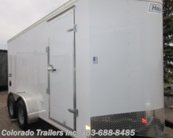 #15065 - 2019 Haulmark 7x14+V Enclosed Cargo Trailer