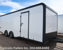 #15068 - 2019 Haulmark Edge 8.5x24 Enclosed Car Hauler/Cargo Trailer