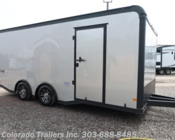 #15040 - 2019 Haulmark Edge 8.5x20 Enclosed Car Hauler/Cargo Trailer