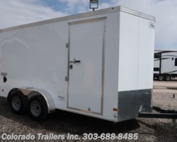 #15053 - 2019 Haulmark 7x14+V Enclosed Cargo Trailer