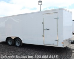 #15067 - 2019 Haulmark 8.5x20 Enclosed Cargo Trailer
