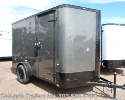 #15061 - 2019 Cargo Craft 7x12 Enclosed Cargo Trailer