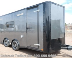 #15076 - 2019 Cargo Craft 8.5x18 Enclosed Cargo Trailer