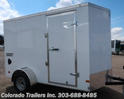 #15084 - 2019 Haulmark 6x10+V Enclosed Cargo Trailer