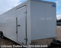 #15085 - 2019 Haulmark 8.5x24 Enclosed Cargo Trailer