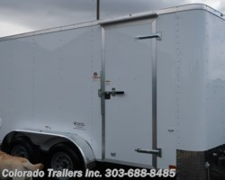 #15088 - 2019 Cargo Craft 7x14 Enclosed Cargo Trailer