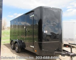 #15077 - 2019 Cargo Craft 7x16 Enclosed Cargo Trailer