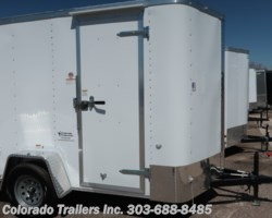 #15096 - 2019 Cargo Craft 6x10 Cargo Trailer with Barn Doors!