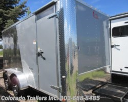 #15079 - 2019 Cargo Craft 7x14 Insulated Cargo Trailer