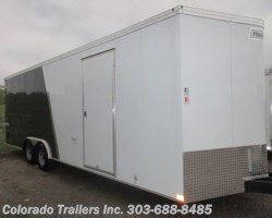 #15098 - 2019 Haulmark 8.5X24 Enclosed Cargo Trailer