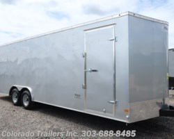 #15105 - 2019 Haulmark 8.5x24 Enclosed Cargo Trailer
