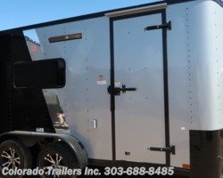 #15103 - 2019 Cargo Craft 7x16 Insulated Cargo Trailer
