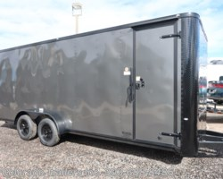 #15092 - 2019 Cargo Craft 7x20 Enclosed Cargo Trailer