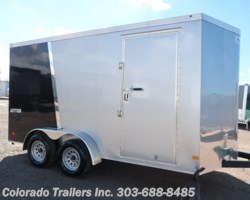 #15110 - 2019 Haulmark 7x14+V Enclosed Cargo Trailer