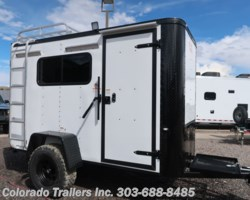 #15113 - 2019 Cargo Craft 5x10 Off Road Cargo Trailer with Barn Doors!