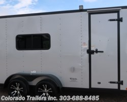 #15120 - 2019 Cargo Craft 7x18 Insulated Enclosed Cargo Trailer