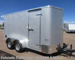 #15139 - 2019 Cargo Craft 6x14 Tandem Axle Cargo Trailer