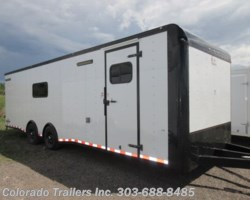 #15157 - 2019 Cargo Craft 8.5x28 Enclosed Cargo Trailer