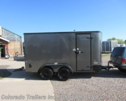 #15168 - 2019 Cargo Craft 6x14 Tandem Axle Cargo Trailer