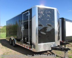 #15164 - 2019 Cargo Craft 8.5x20 Enclosed Cargo Trailer