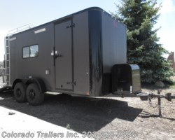 #15175 - 2019 Cargo Craft 7x16 Off Road Cargo Trailer!
