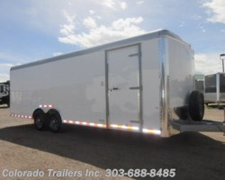 #15181 - 2019 Cargo Craft 8.5x24 Cargo Trailer