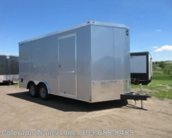 #15184 - 2019 Haulmark 8.5x16+V Enclosed Cargo Trailer